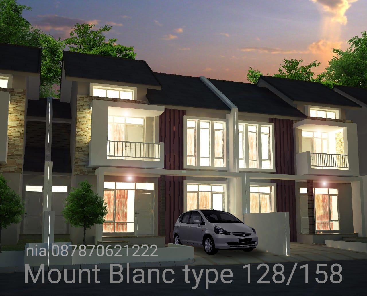 Mount Blank Bukit Cimanggu City